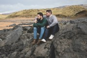 Tj & Pete's earthy and emotional wedding in Ireland